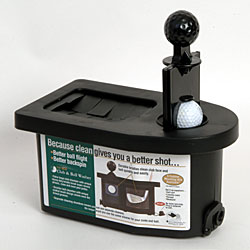 Golf Club And Ball Washer